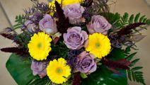 Immer frische Blumen