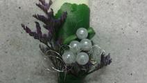 Florale Hochzeitsausstattung