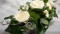 Blumen und Gestecke für Familienfeiern, Jubiläen, Taufen und andere Feierlichkeiten.