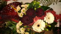 Blumenstrauß - Valentinstag 2015